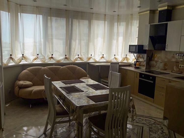 Ремонт трехкомнатной квартиры 1