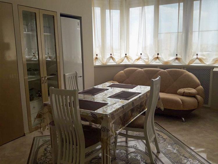 Ремонт трехкомнатной квартиры 2