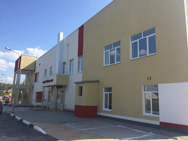 Строительство детского сада в Малышево, фото 1