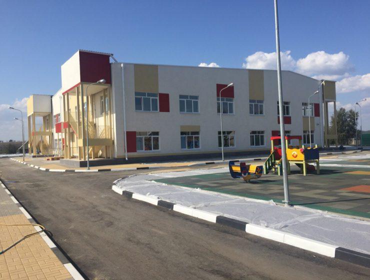 Строительство детского сада в Малышево, фото 10