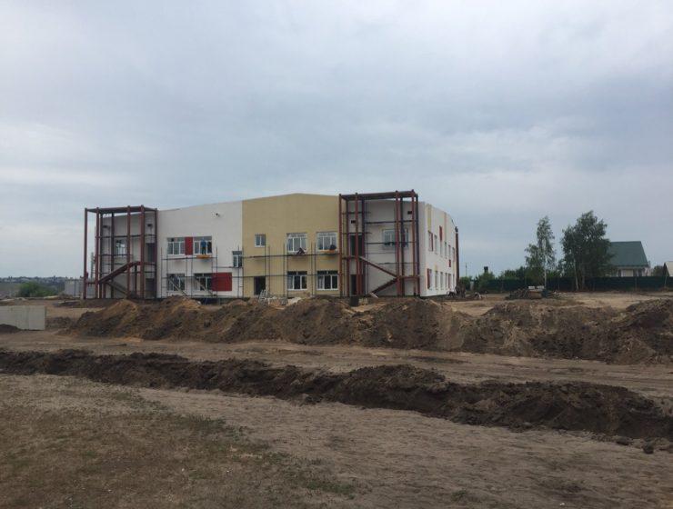 Строительство детского сада в Малышево, фото 2