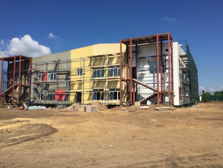 Строительство детского сада в Малышево, фото 3