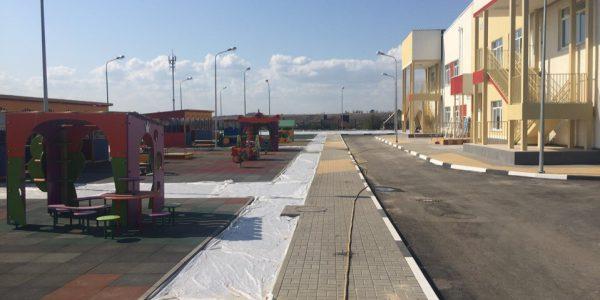 Строительство детского сада в Малышево, фото 4