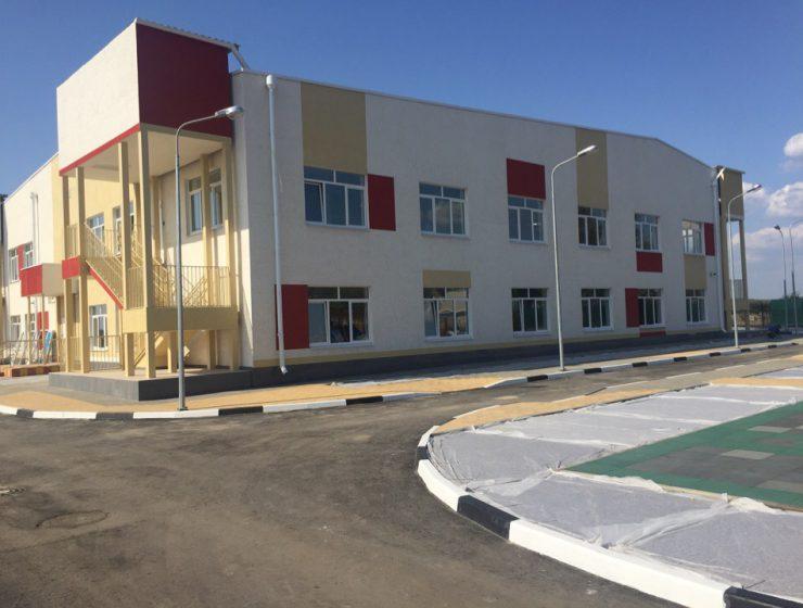 Строительство детского сада в Малышево, фото 5