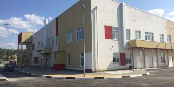 Строительство детского сада в Малышево, фото 6