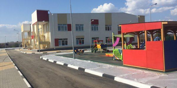 Строительство детского сада в Малышево, фото 8