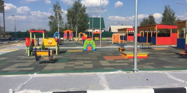 Строительство детского сада в Малышево, фото 9