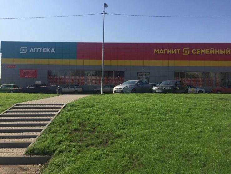 Строительство магазина, фото 4