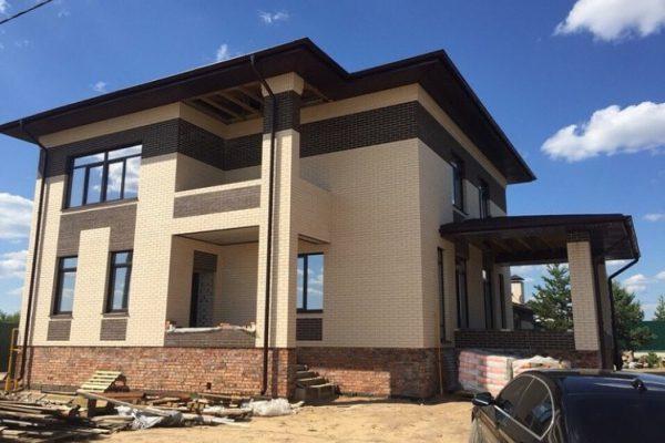 Строительство дома в с. Медовка — фото 2