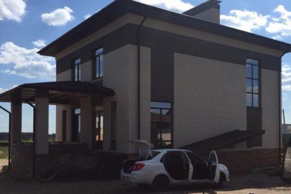 Строительство дома в с. Медовка — фото 3